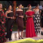Церемония роз в 8 серии Холостяка 6